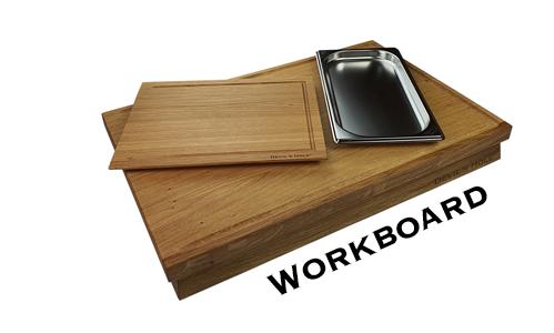 Workboard 1 Devil's Hole®