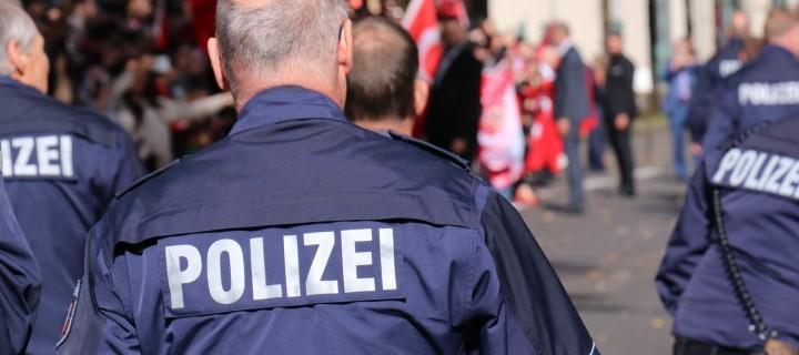 Silvio Bamberg Polizei